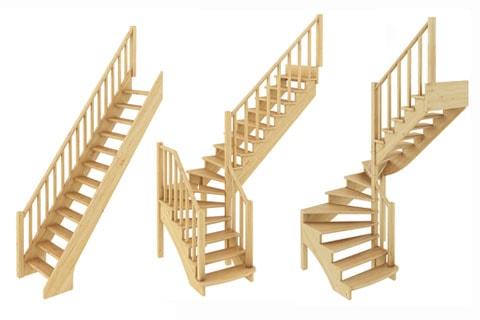 Лестницы (комплекты)